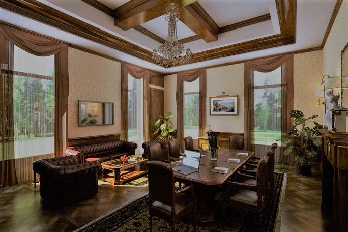 Interior Styles In Classical Trend
