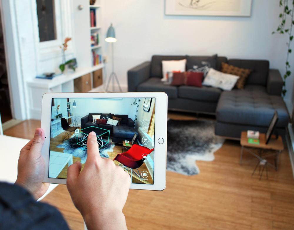 Virtual Reality for interior