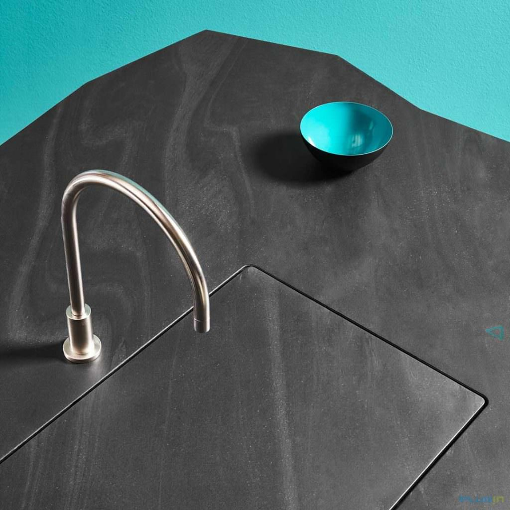 Smart kitchen-invisible sink