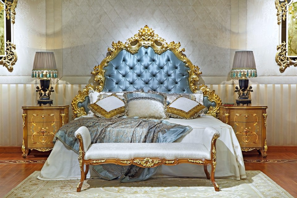 Bedroom Interior Design Dubai | Classic Contemporary Bedroom Furniture In Dubai Bedroom Interior